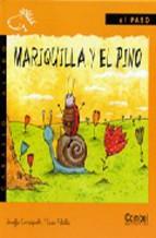 Portada de MARIQUILLA Y EL PINO (LETRA MANUSCRITA)