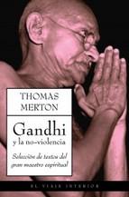Portada de GANDHI Y LA NO-VIOLENCIA