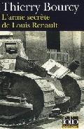 Portada de L ARME SECRETE DE LOUIS RENAULT
