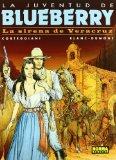 Portada de LA JUVENTUD DE BLUEBERRY Nº 47 :  LA SIRENA DE VERACRUZ