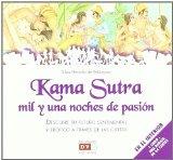 Portada de KAMA SUTRA: MIL Y UNA NOCHES DE PASION (ESTUCHE INCLUYE BARAJA DE64 CARTAS)