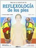 Portada de MEJORA TU SALUD CON LA REFLEXOLOGIA DE LOS PIES: EL METODO INGHANDE REFLEXOLOGIA PARA LA SALUD Y EL BIENESTAR
