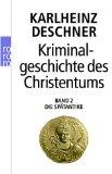 Portada de KRIMINALGESCHICHTE DES CHRISTENTUMS