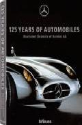 Portada de 125 YEARS OF AUTOMOBILES: ILLUSTRATED CHRONICLE OF DAIMLER AG