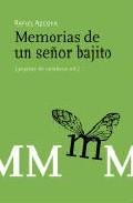 Portada de MEMORIAS DE UN SR. BAJITO
