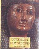Portada de CANTOS DE AMOR DEL ANTIGUO EGIPTO