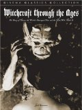 Portada de WITCHCRAFT THROUGH THE AGES: THE STORY OF HAXAN, THE WORLD S STRANGEST FILM AND THE MAN WHO MADE IT