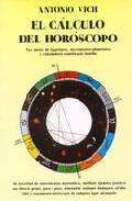 Portada de EL CALCULO DEL HOROSCOPO