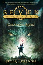 Portada de SEVEN WONDERS BOOK 1: THE COLOSSUS RISES