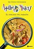 Portada de AGATHA MISTERY: EL ENIGMA DEL FARAON