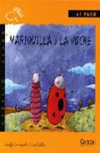 Portada de MARIQUILLA Y LA NOCHE (LETRA MANUSCRITA)