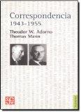 Portada de CORRESPONDENCIA 1943-1955