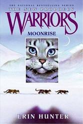 Portada de WARRIORS: THE NEW PROPHECY #2: MOONRISE