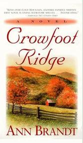 Portada de CROWFOOT RIDGE