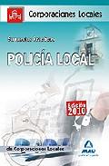 Portada de POLICIA LOCAL. SUPUESTOS PRACTICOS