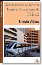 Portada de GUÍA DE GESTIÓN DE SERVICIOS BASADA EN FUNDAMENTOS DE ITIL V2