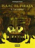 Portada de ISAAC EL PIRATA Nº 4: LA CAPITAL