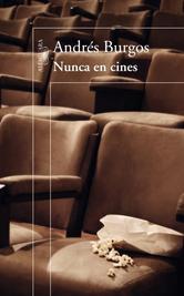 Portada de NUNCA EN CINES - EBOOK