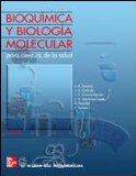 Portada de BIOQUIMICA Y BIOLOGIA MOLECULAR EN CIENCIAS DE LA SALUD