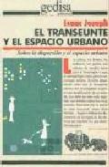 Portada de EL TRANSEUNTE Y EL ESPACIO URBANO