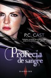 Portada de PROFECÍA DE SANGRE   (EBOOK)
