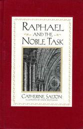 Portada de RAPHAEL AND THE NOBLE TASK