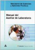 Portada de AUXILIARES DE LABORATORIO: SIMULACROS DE EXAMEN Y CASOS PRACTICOS