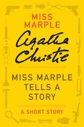 Portada de MISS MARPLE TELLS A STORY