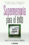 Portada de SUPERMEMORIA PARA EL EXITO