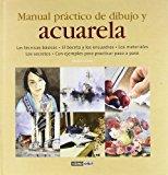 Portada de MANUAL PRACTICO DE DIBUJO Y ACUARELA