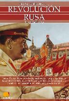 Portada de BREVE HISTORIA DE LA REVOLUCIÓN RUSA