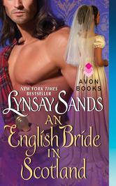 Portada de AN ENGLISH BRIDE IN SCOTLAND