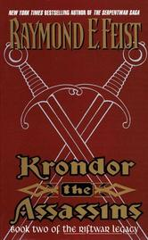 Portada de KRONDOR THE ASSASSINS