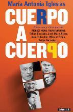 Portada de CUERPO A CUERPO (EBOOK)