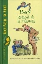 Portada de BOY. RELATOS DE LA INFANCIA (EBOOK)