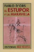 Portada de EL ESTUPOR Y LA MARAVILLA