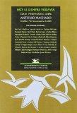 Portada de HOY ES SIEMPRE TODAVIA: CURSO INTERNACIONAL SOBRE ANTONIO MACHADO. CORDOBA, 7-11 DE NOVIEMBRE DE 2005