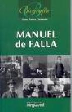 Portada de MANUEL DE FALLA