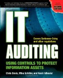 Portada de IT AUDITING: USING CONTROLS TO PROTECT INFORMATION ASSETS