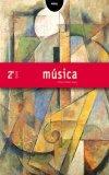 Portada de MÚSICA 2º ESO. CONTIENE DOS CD