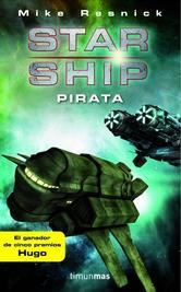 Portada de STARSHIP: PIRATA