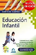 Portada de EDUCACION INFANTIL: ESTRATEGIAS PARA LA RESOLUCION DE SUPUESTOS PRACTICOS. EXAMENES RESUELTOS