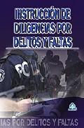 Portada de INTRODUCCION DE DILIGENCIAS POR DELITOS Y FALTAS