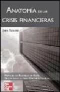 Portada de ANATOMIA DE LAS CRISIS FINANCIERAS