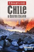 Portada de INSIGHT GUIDES CHILE AND EASTERN ISLAND