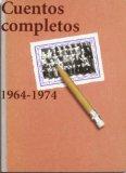 Portada de CUENTOS COMPLETOS 1964-1974
