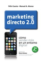 Portada de MARKETING DIRECTO 2.0