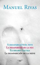 Portada de LA DESAPARICIÓN DE LA NIEVE (EBOOK)