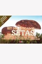 Portada de KIT DEL BUSCADOR DE SETAS (INCLUYE NAVAJA)