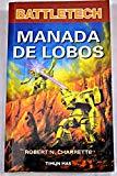 Portada de MANADA DE LOBOS